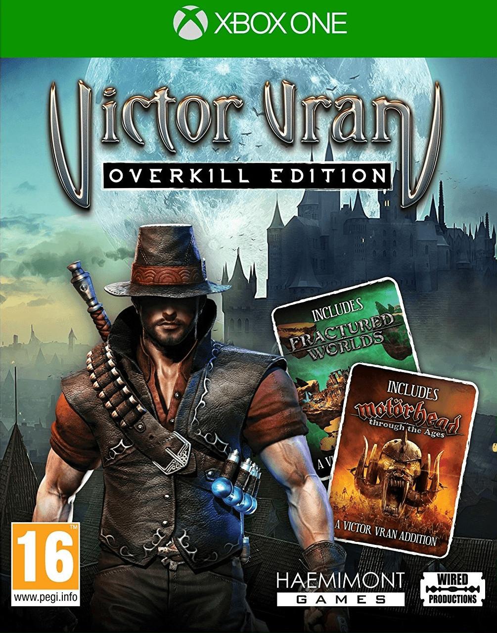 Victor Vran: Overkill Edition (Xbox One) für 11,35€ (Base.com)