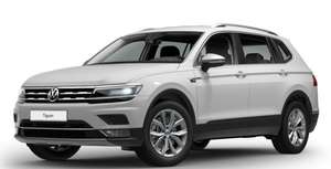 [Gewerbeleasing] VW Tiguan Allspace Highline 2.0 TDI DSG 4Motion (240 PS) - mtl. 265€ (netto) / 315,35 (brutto), 24 Mon., 10.000 km, LF 0,64