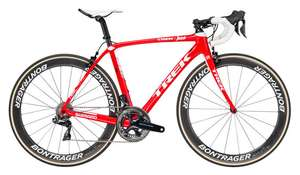 -50% UVP: 6,82kg Trek Domane SLR 10 Race Shop Ltd. 2017 RH54