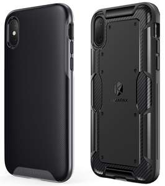 Anker iPhone X Karapax Breeze & Shield Schutzhüllen für jeweils 3,99€ [Amazon Prime] [Modell: AK-A90160A1 |AK-A9007011]