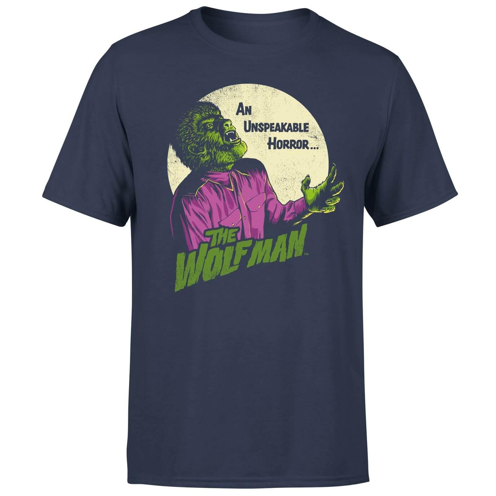"""Universal Monsters T-Shirts für je 10,99€: z.B. """"The Wolfman"""", """"Dracula"""", """"Frankenstein"""" etc. (Damen und Herren, S bis XXL, 100% Baumwolle)"""