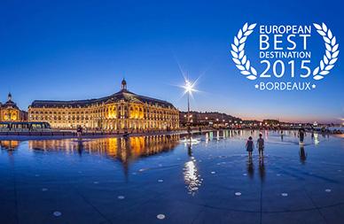 Hin- und Rückflug von Köln/Bonn nach Bordeaux (Frankreich) für 8,49€ im Juli