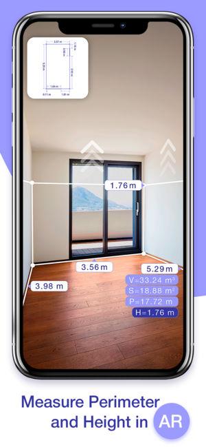 [App Store/ Play Store] AR Plan 3D für iOS und Android kostenlos