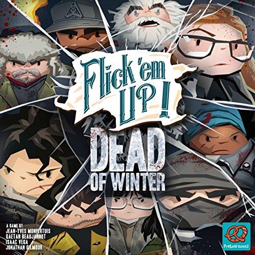 Flick 'em Up: Dead of Winter - Bretzel Games - EN