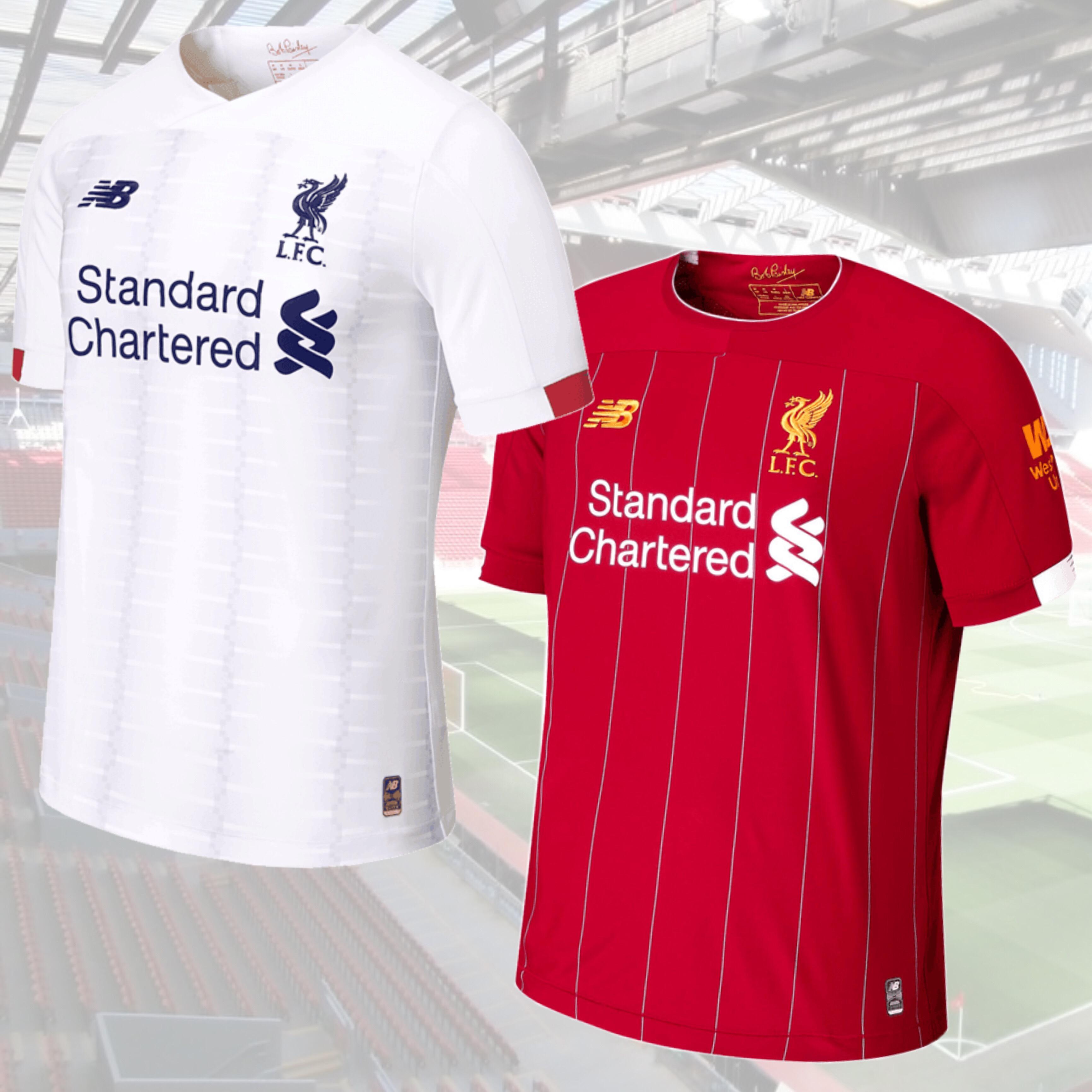 Liverpool FC Trikots 19/20 im Sale [-33%]