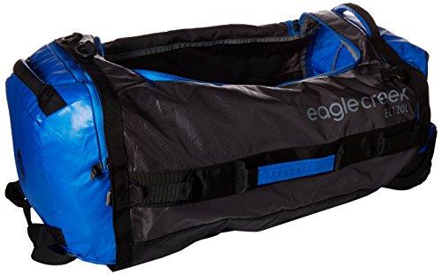 Eagle Creek Cargo Hauler Rolling Duffel, 120 L, Blau/ Grau (lieferbar ab 03.07.19)