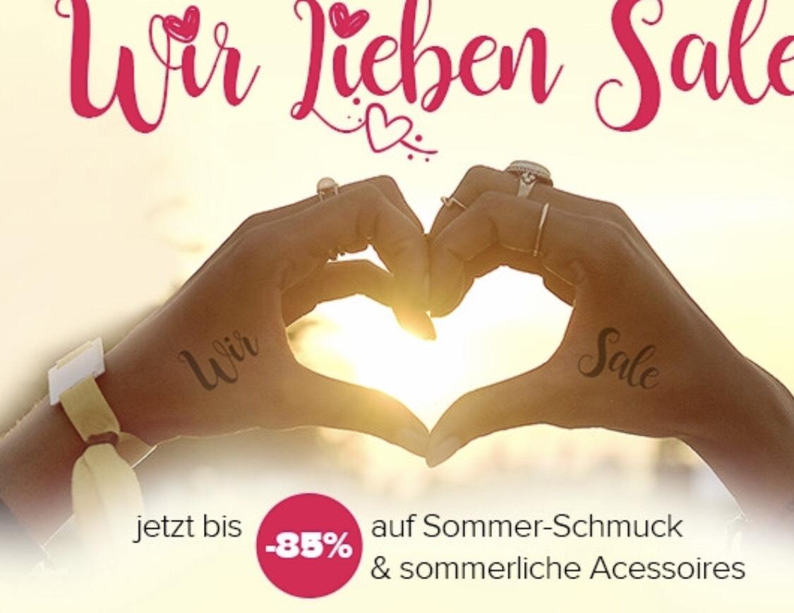 Silvity Summer Sale [bis 85%] Schmuck etc.