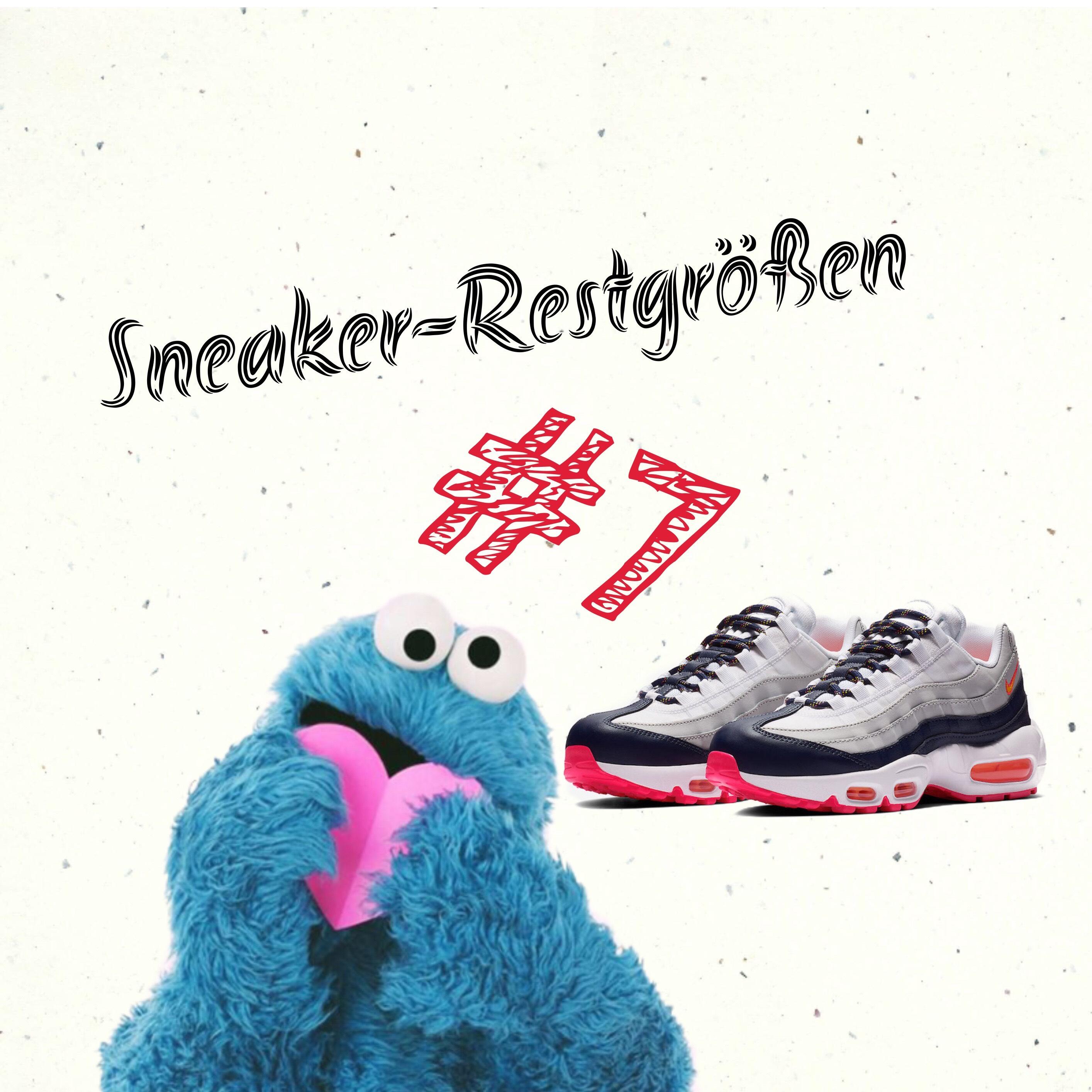 [Sammeldeal] Sneaker Restgrößen #7 z.B. mit Nike Air Max 1- 90 und 270 oder Adidas NMD, Ultra- und Pure Boost uvm. !