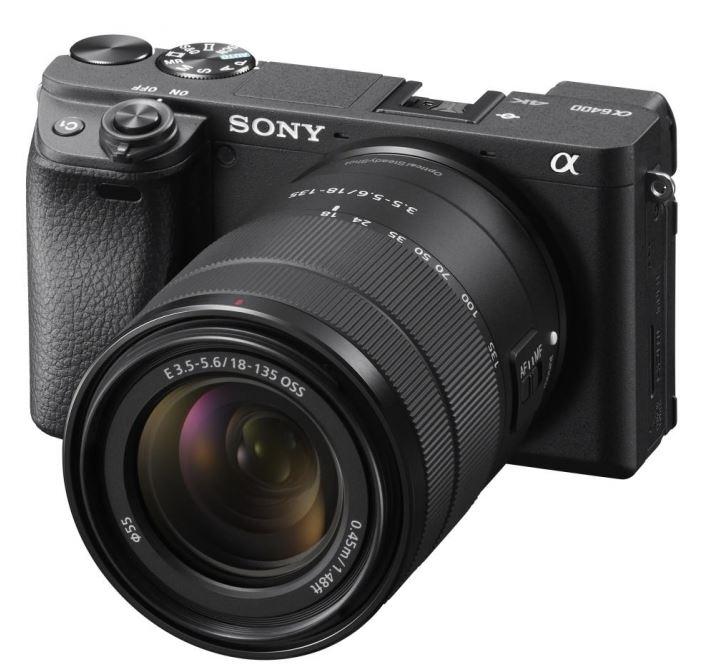 Sony A6400 + 18-135mm + 5 Jahre Sony Pannenschutz (bei Foto Erhardt)