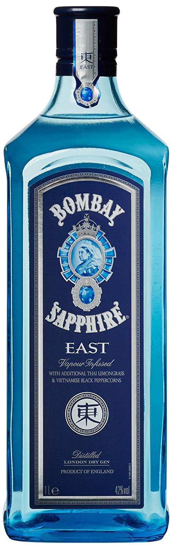 Bombay Sapphire East 0,7l 42% [V-Markt, wahrscheinlich lokal München]