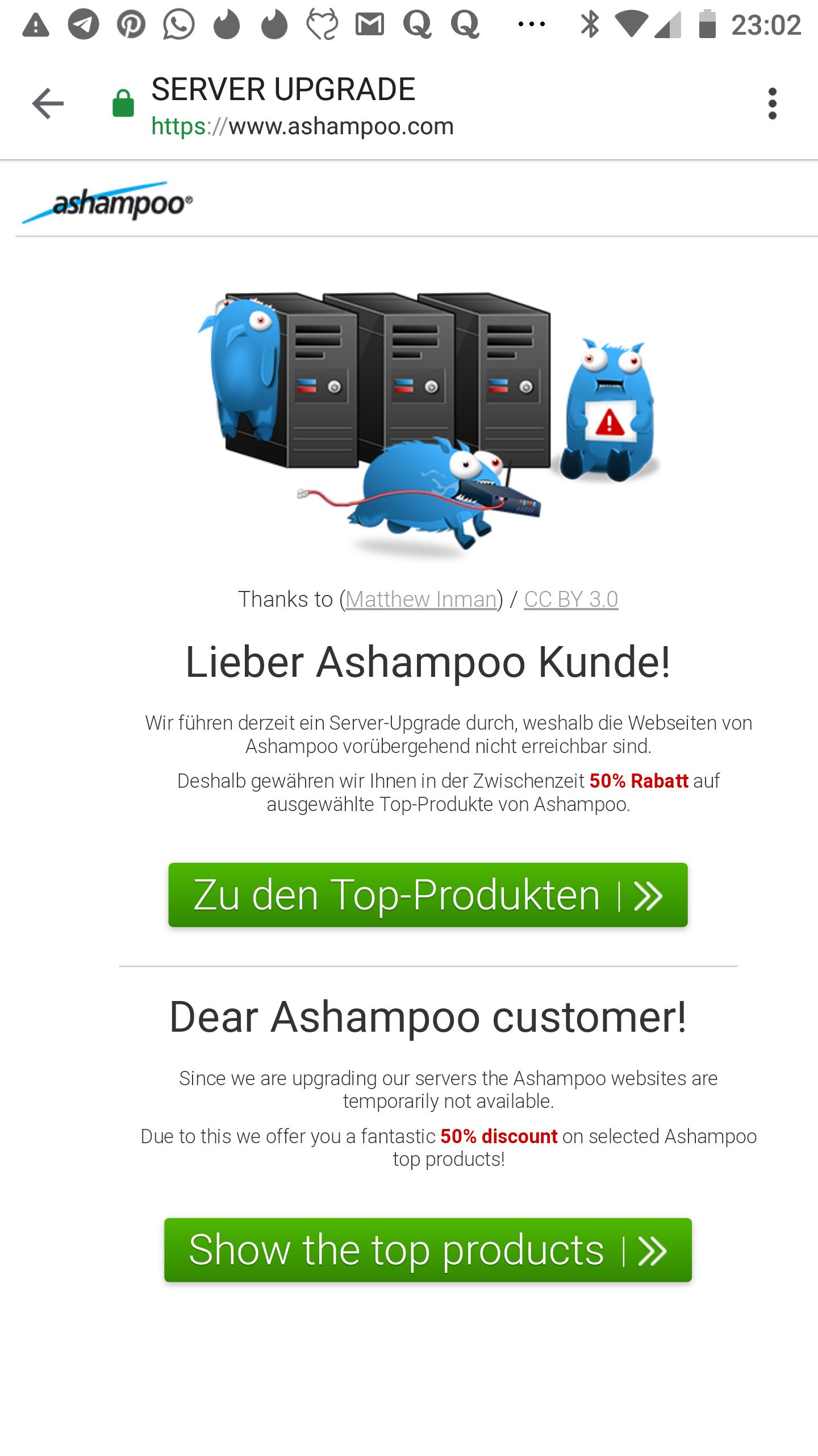 Ashampoo gibt 50% auf Top-Produkte