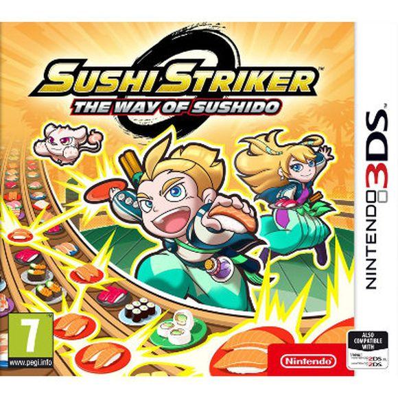 Sushi Striker: The Way of Sushido (3DS) für 5€ (GameStop)