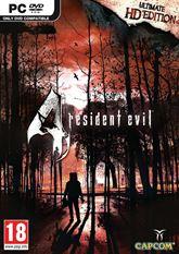 Resident Evil 4 Ultimate HD Edition (Steam) für 4€ (Voidu)