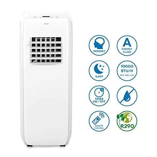 ARGO RELAX STYLE Klimaanlage 10000 BTU/H 2,6 KW Kühlleistung