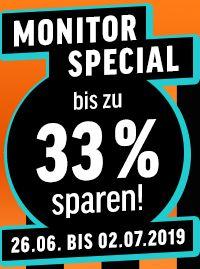 NBB Monitor Special: Diverse Angebote von Acer, Samsung, HP & BenQ sowie Einzeldeals (Viewsonic, LG, Dell, MSI, Lenovo, AOC)