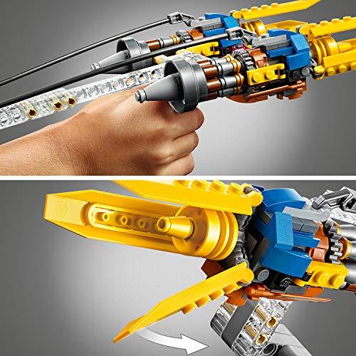 LEGO Star Wars 75258 Anakin's Podracer 20 Jahre für 18,88€ bei Amazon Prime