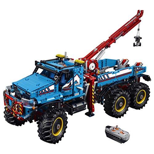 LEGO Technic 42070 - Allrad Abschleppwagen für 149,07€ bei Amazon Prime