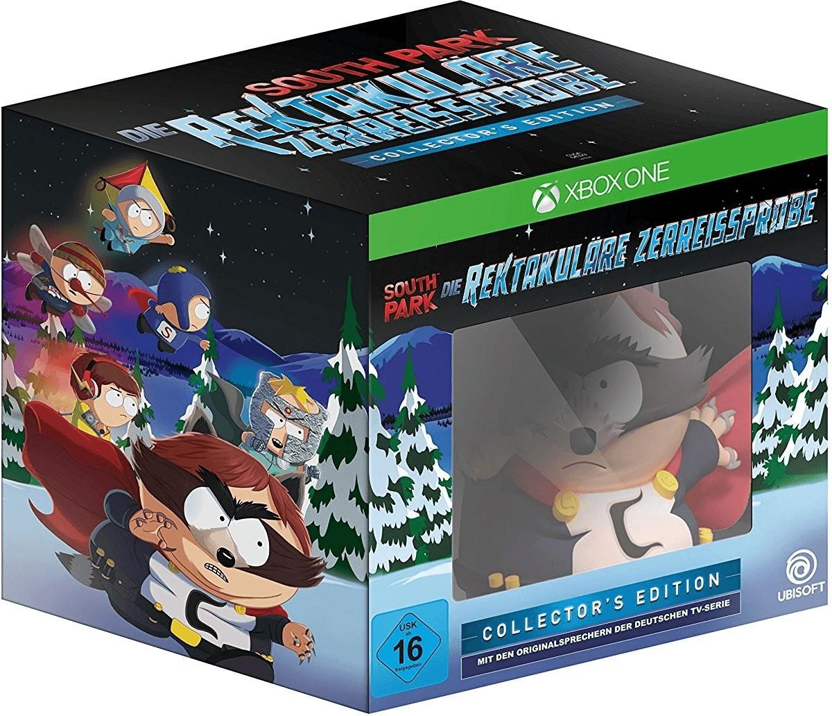 South Park: Die rektakuläre Zerreißprobe Collector's Edition (Xbox One) für 39€ versandkostenfrei (Saturn)