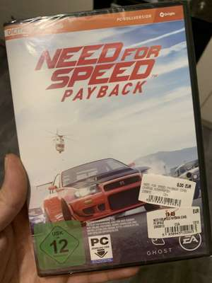 [Lokal Schweinfurt] Need for Speed: Payback