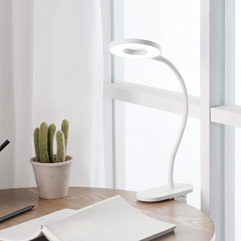 Yeelight 5W LED Schreibtischlampe mit Klemmfuß