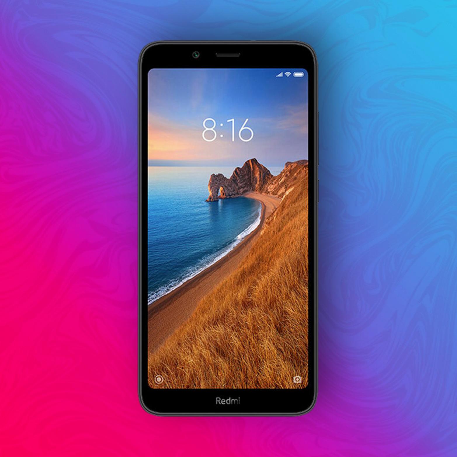 "Xiaomi Redmi 7A 16/2GB - Snapdragon 439 - 4000mAh Akku - 5,45"" HD Ready - 13MP/5MP Kamera | Global Version"