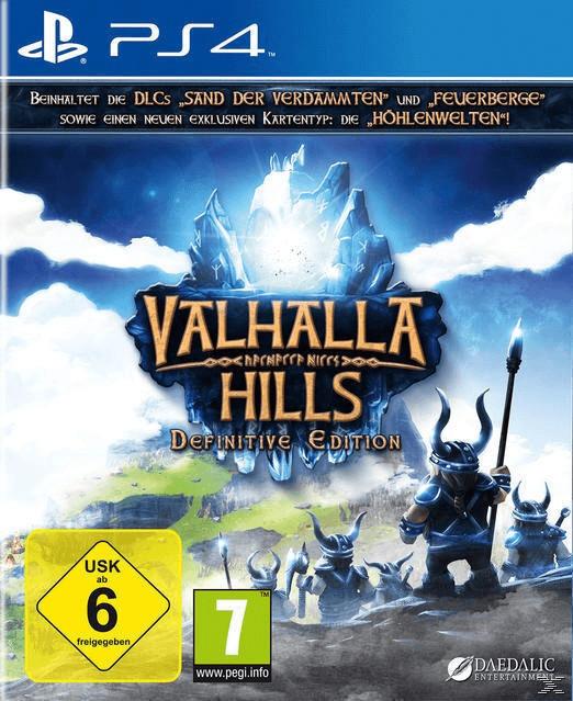 Valhalla Hills - Definitive Edition - PlayStation 4 [Amazon IT]