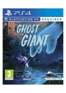 Ghost Giant (PS4-VR) für 16,83€ (Base.com)