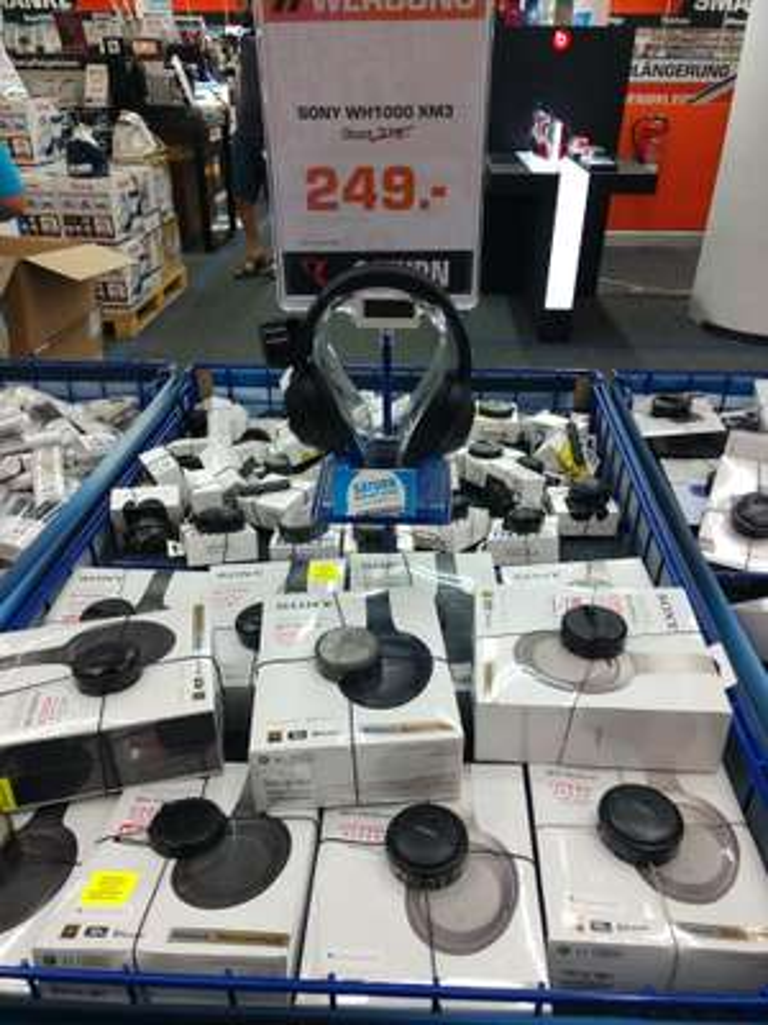 Sony WH1000-XM3 für 249 Euro, Saturn Dortmund