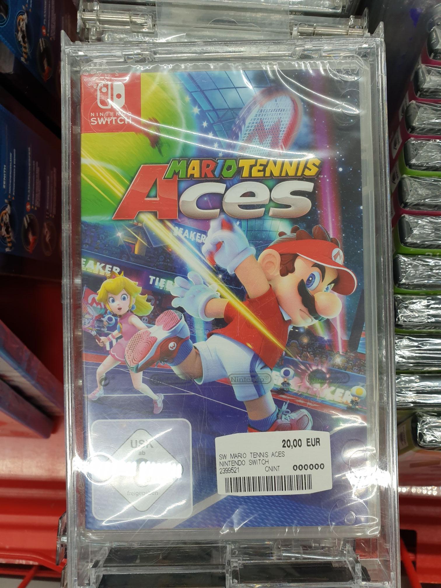 [Lokal Hamburg] Mario Tennis Aces für 20€