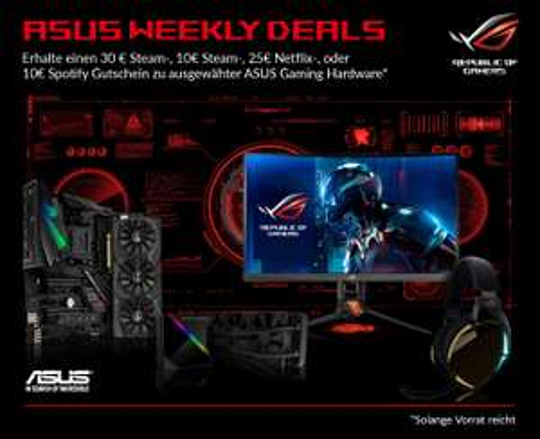 Alternate Asus Weekly Deals