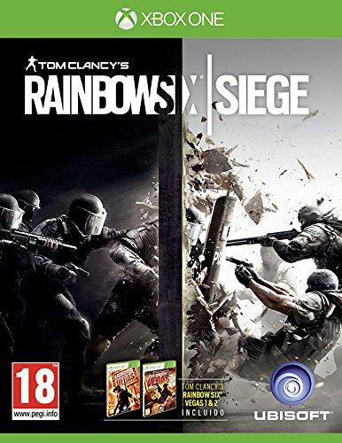 Tom Clancy's Rainbow Six: Siege (Xbox One) für 13,90€ (Amazon ES)