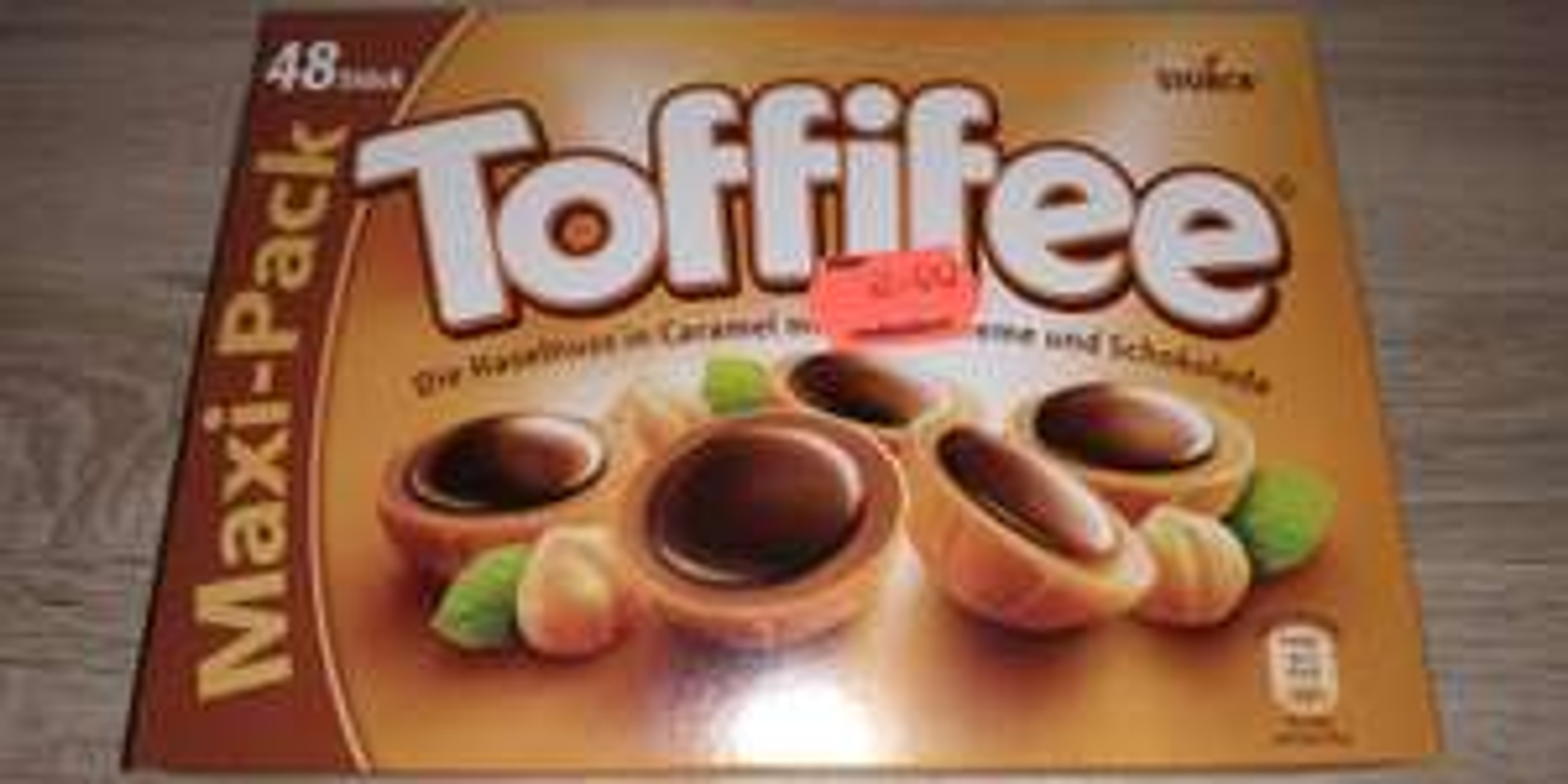 [LOKAL real Berlin-Hellersdorf] - Toffifee - 48 Stück für 2,00€