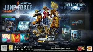 Jump Force Collector's Edition (PS4) für 108,70€ inkl. Versand nach DE (Fnac.es)