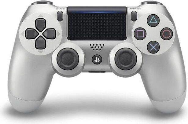 Sony DualShock 4 V2silber [Galaxus]