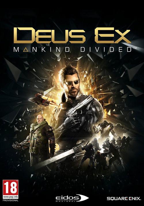 Deus Ex: Mankind (Steam) für 3,59€ (Fanatical)