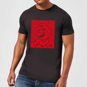 Nintendo Mario Retro Line T-Shirt für Herren, Damen, Kinder für 10,99€ inkl. Versand (Zavvi)