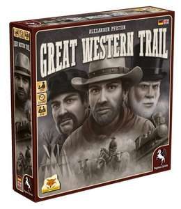Brettspiel: Great Western Trail @ Thalia