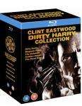 Dirty Harry Collection(UK Blu Ray Box) für 18,46€ ohne VSK@ZAVVI.COM
