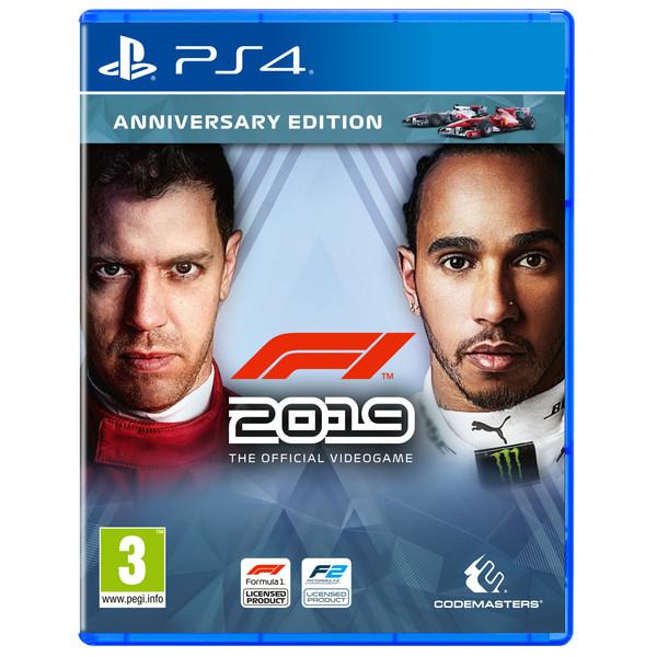 [Gamelimit.de ]F1 2019 Anniversary Edition + DLC (PS4)