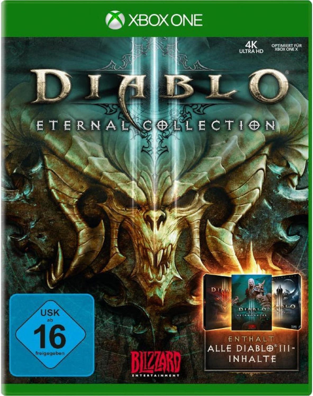 Diablo III: Eternal Collection (Xbox One) für 16€ (Media Markt)