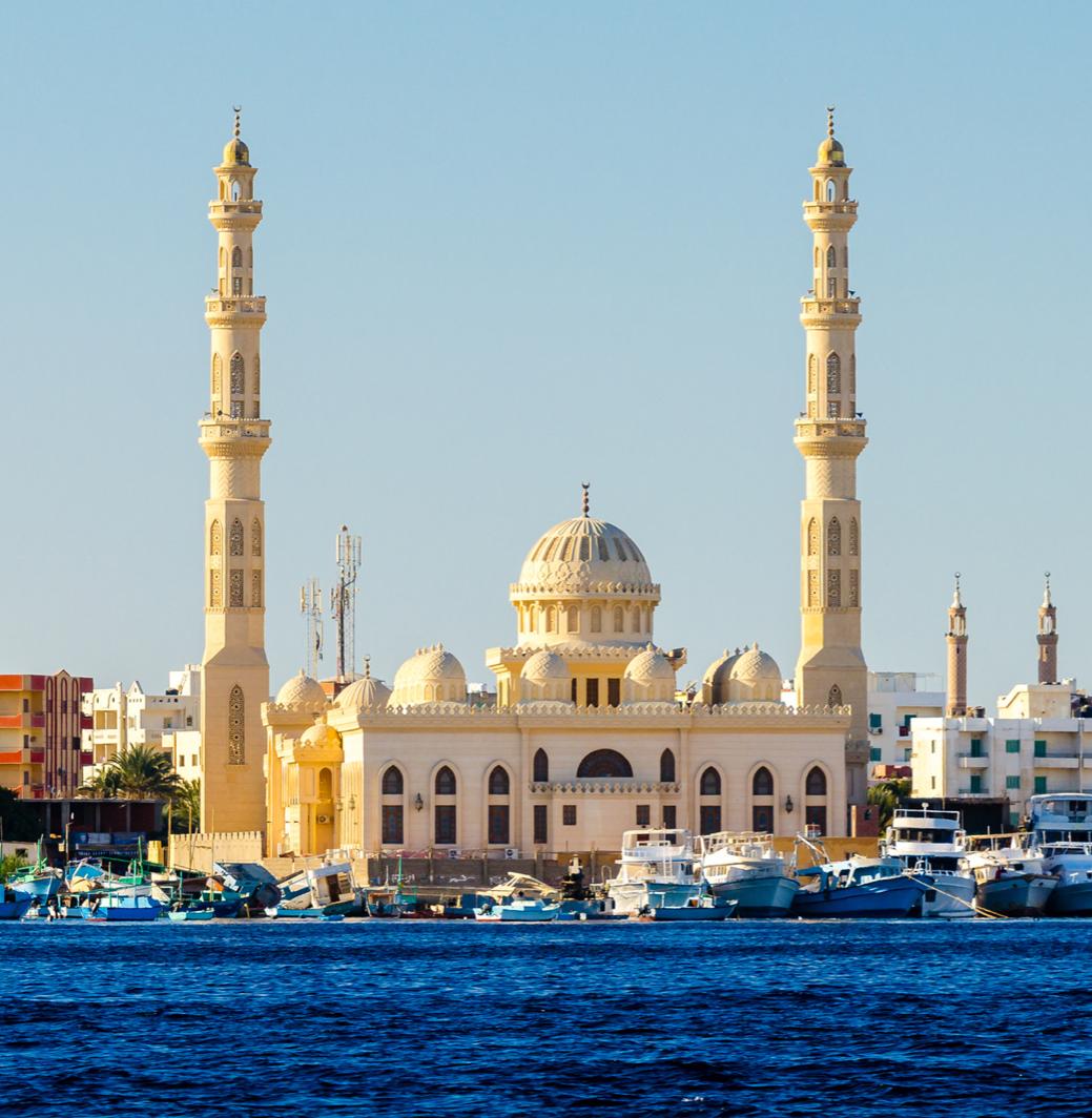 Flüge: Ägypten [Juli] Hin und Zurück von Frankfurt nach Hurghada für nur 12€ inkl. Gepäck