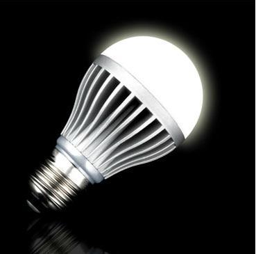 LED-Glühlampe 8 WATT=60W, warmweiß, E27 (normale) Fassung