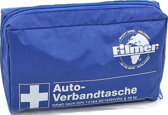 Filmer Auto-Verbandtasche nach DIN 13164 für nur 3,99€ bei ( Jawoll )