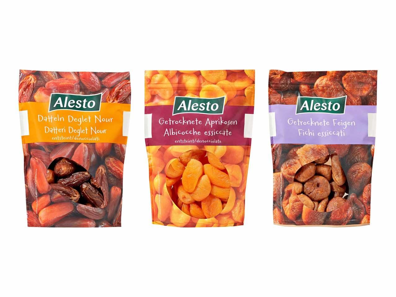 [Lidl] Alesto Soft-Früchte Aprikosen, Datteln, Feigen oder Mix je 200g 0,99€