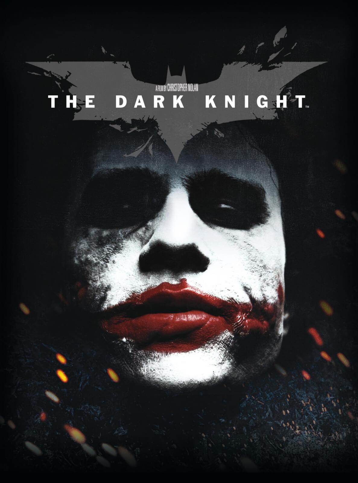 [iTunes] The Dark Knight für 3,99€ in 4K