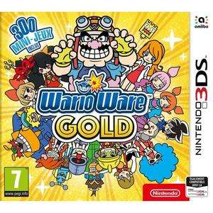 WarioWare Gold (3DS) für 9,99€ (Cdiscount)