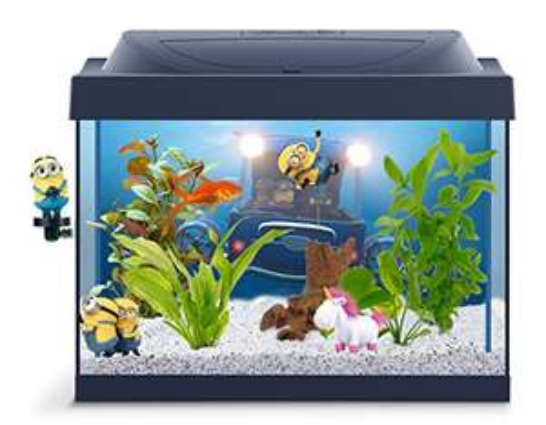 Tetra Starter Line Aquarium (Minions Edition)