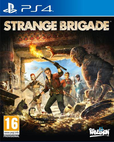 Strange Brigade (PS4) für 10,02€ (Fnac FR)