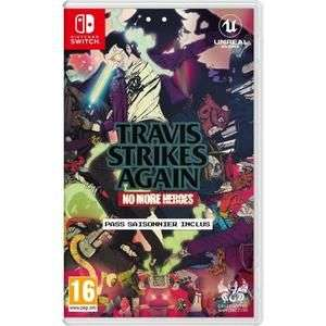 Travis Strikes Again inkl. Season Pass (Nintendo Switch) für 9,99€ (Cdiscount)