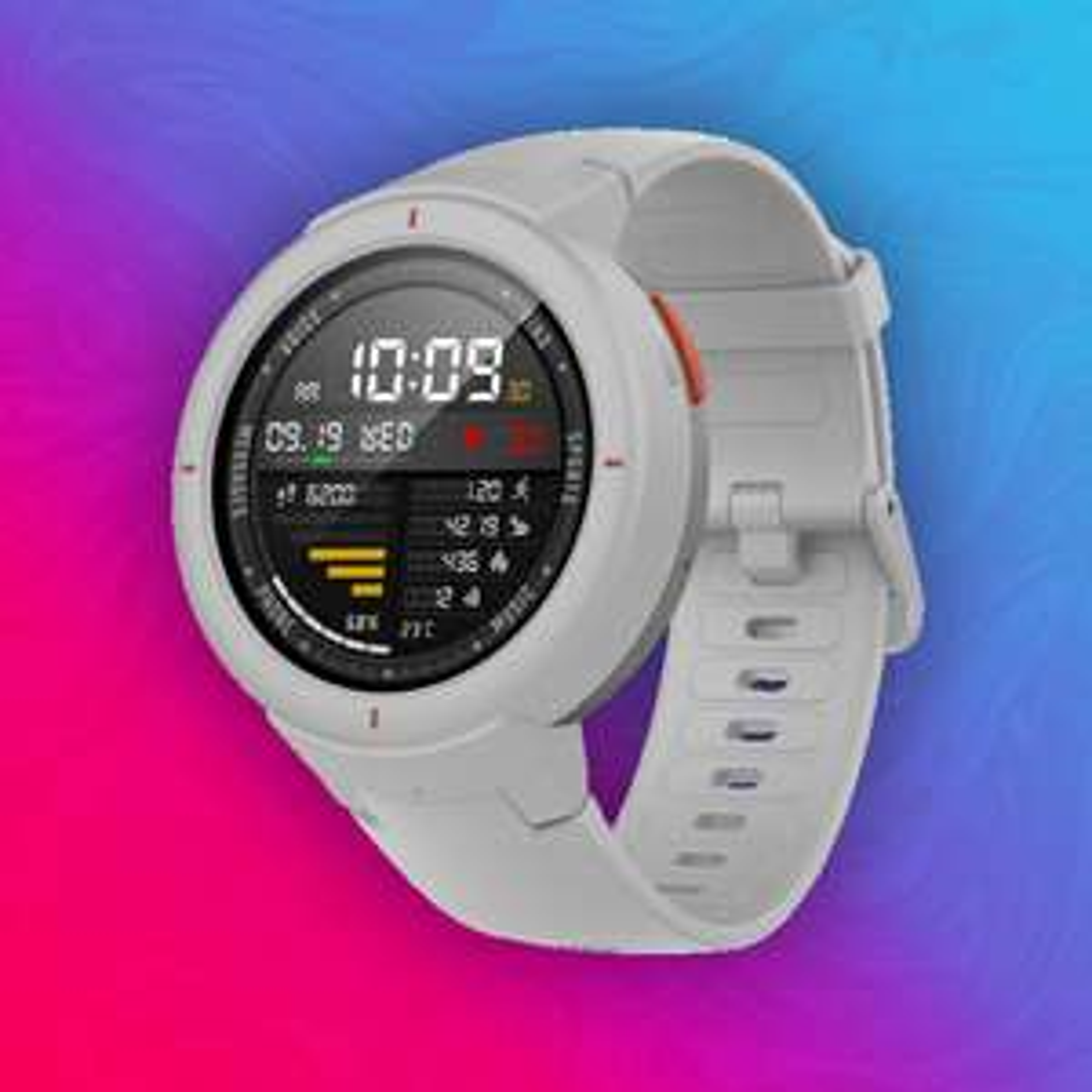 "Xiaomi Amazfit Verge - PPG Heart Rate - 1,39"" Amoled - GPS/GLONASS"
